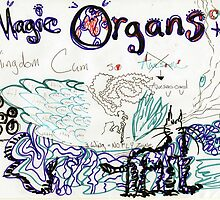 Magic Organs 1 by Darrell Kinsel
