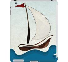 Sail Sunday iPad Case/Skin