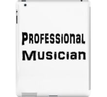 Musician iPad Case/Skin