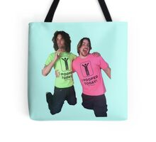 Game Grumps - I pooped today! Tote Bag