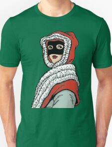Masked Girl Unisex T-Shirt