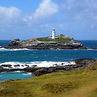 Godrevy Lighthouse  by hootonles
