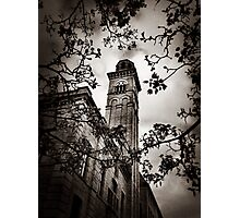 Salts mill tower Photographic Print