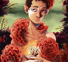 Marigolds by Livali Wyle