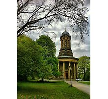 Saltaire United Reformed Church Photographic Print