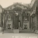 Beautiful old Split - Grgur na Peristilu  by MedILS