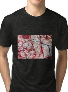 Rock Patterns, Newhaven Tri-blend T-Shirt