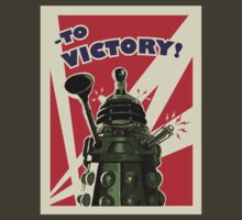 Daleks... TO VICTORY!