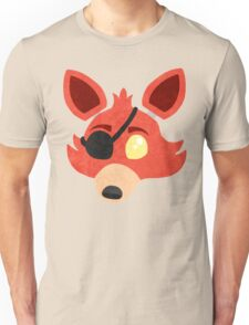 Five Nights at Freddy's - Foxy Faces 01 Unisex T-Shirt