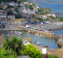 Miniature Mousehole by Luci Mahon