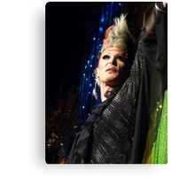 Drag Queen Performer Canvas Print