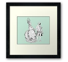 Duke and Dutchess Framed Print