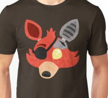 Five Nights at Freddy's 2 - Foxy Faces 02 Unisex T-Shirt