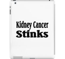 Kidney Cancer iPad Case/Skin