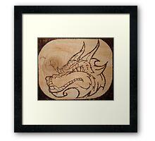 Dragonwood Framed Print