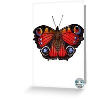 Butterfly Series 06 Greeting Card