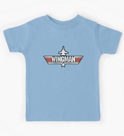 Wingman Kids Tee