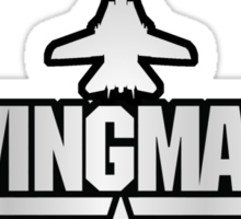 Wingman Sticker