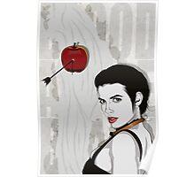 Blood Apple Poster