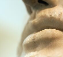 Statue detail (Nose/Lips) Number 2 by PhotosbyDrJ
