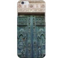 Florence Cathedral of Mary iPhone Case/Skin