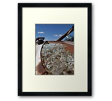 Shattered Memories Framed Print