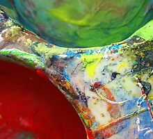 Artist's Pallette No.4 by Orla Cahill Photography