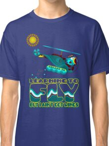 Tiny Wings: Learning To Fly Classic T-Shirt