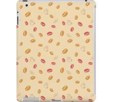 Classic coffee pattern iPad Case/Skin
