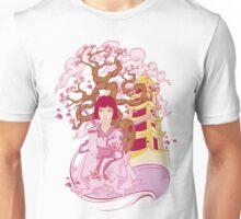 Cherry Blossoms Unisex T-Shirt