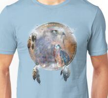Dream Catcher - Spirit Of The Hawk Unisex T-Shirt