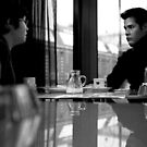 at Café  by Alexander Isaias