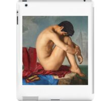 Superman moment of weakness iPad Case/Skin