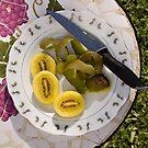 Gold Kiwifruit by ShotbyJessica