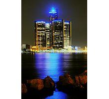 GM Tower Photographic Print