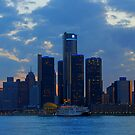 City of Detroit by Mark Bolen