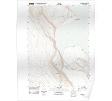 USGS Topo Map Oregon Howard Bay 20110902 TM Poster