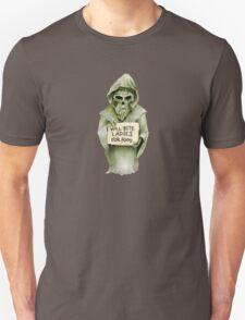 Undead Templar (Homeless) Unisex T-Shirt