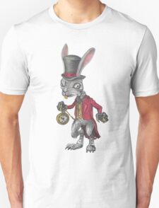 Alice Madness Returns White Rabbit T-Shirt