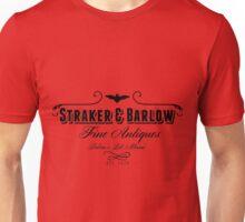 Straker & Barlow Fine Antiques Unisex T-Shirt