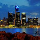 Detroit Rocks by Mark Bolen