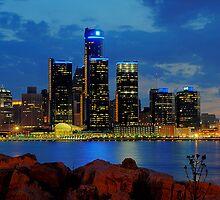 Detroit Rocks by Mark Bolen
