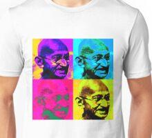 Mahatma Gandhi Pop Art Unisex T-Shirt
