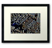Post Apocalyse Framed Print