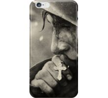 Soldiers faith  iPhone Case/Skin