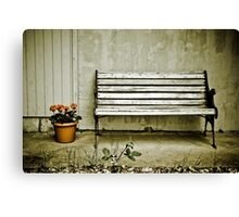 Restful Place Canvas Print