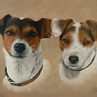 Friend's Dogs by Paul Coventry-Brown