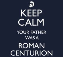 Rory Williams- Roman Centurion Kids Clothes