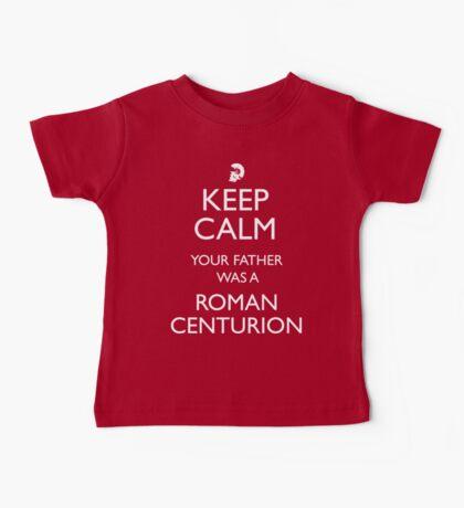 Rory Williams- Roman Centurion Baby Tee
