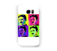 Nikola Tesla Pop Art Samsung Galaxy Case/Skin
